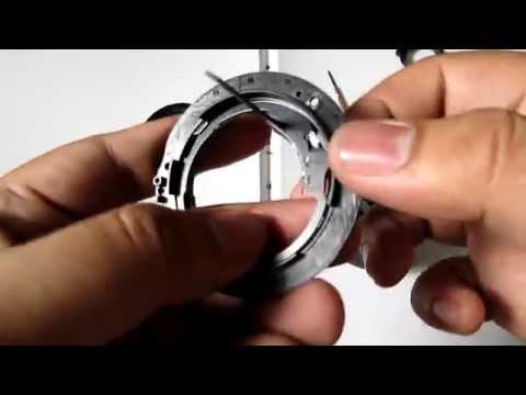 How To Fix Your Sh*t: Nikon Bayonet Mount AFS 18551810518135 Variants