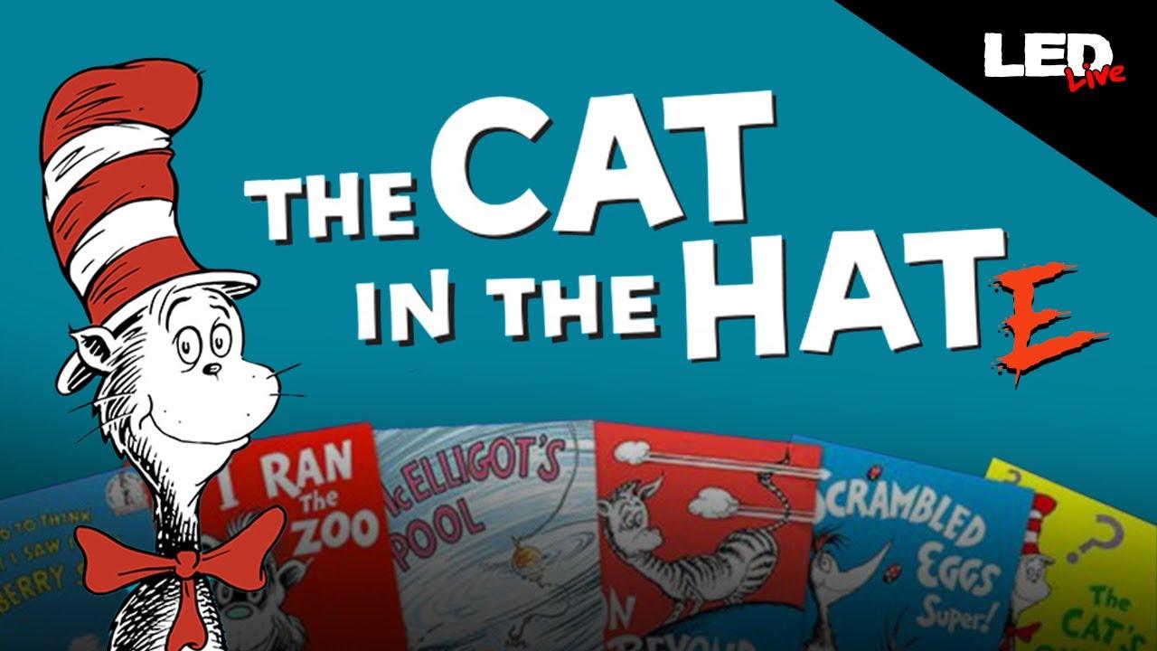 Dr. Seuss Banned Books | How Media Hurts Minorities