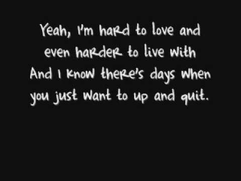 You Make It Look So Easy-Eric Church (Lyrics)
