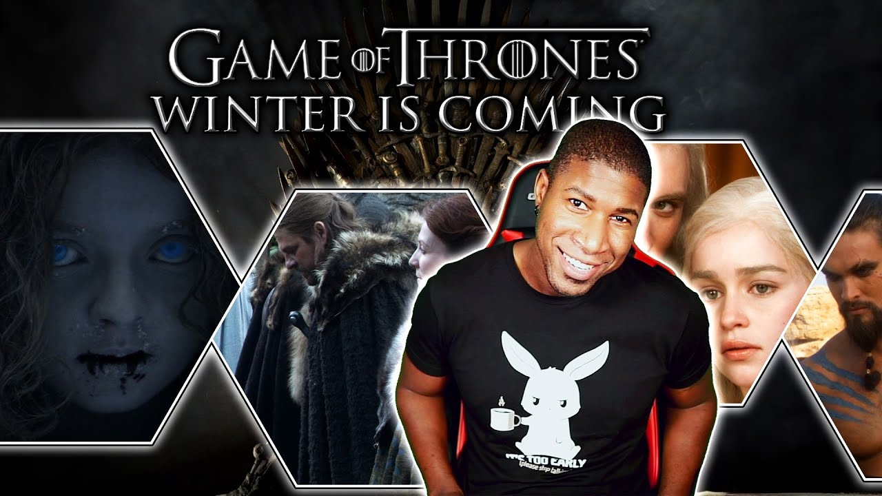 Download First time watching Game of Thrones │ Season 1 Episode 1 │ Winter is coming