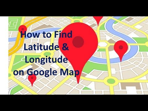 (Hindi)How to get latitude and longitude from google maps|Android Google Map Application