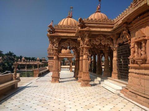 Swaminarayan temple at Sankari