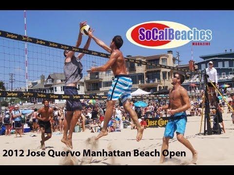 2012 Jose Cuervo Manhattan Beach Open Pro Beach Volleyball