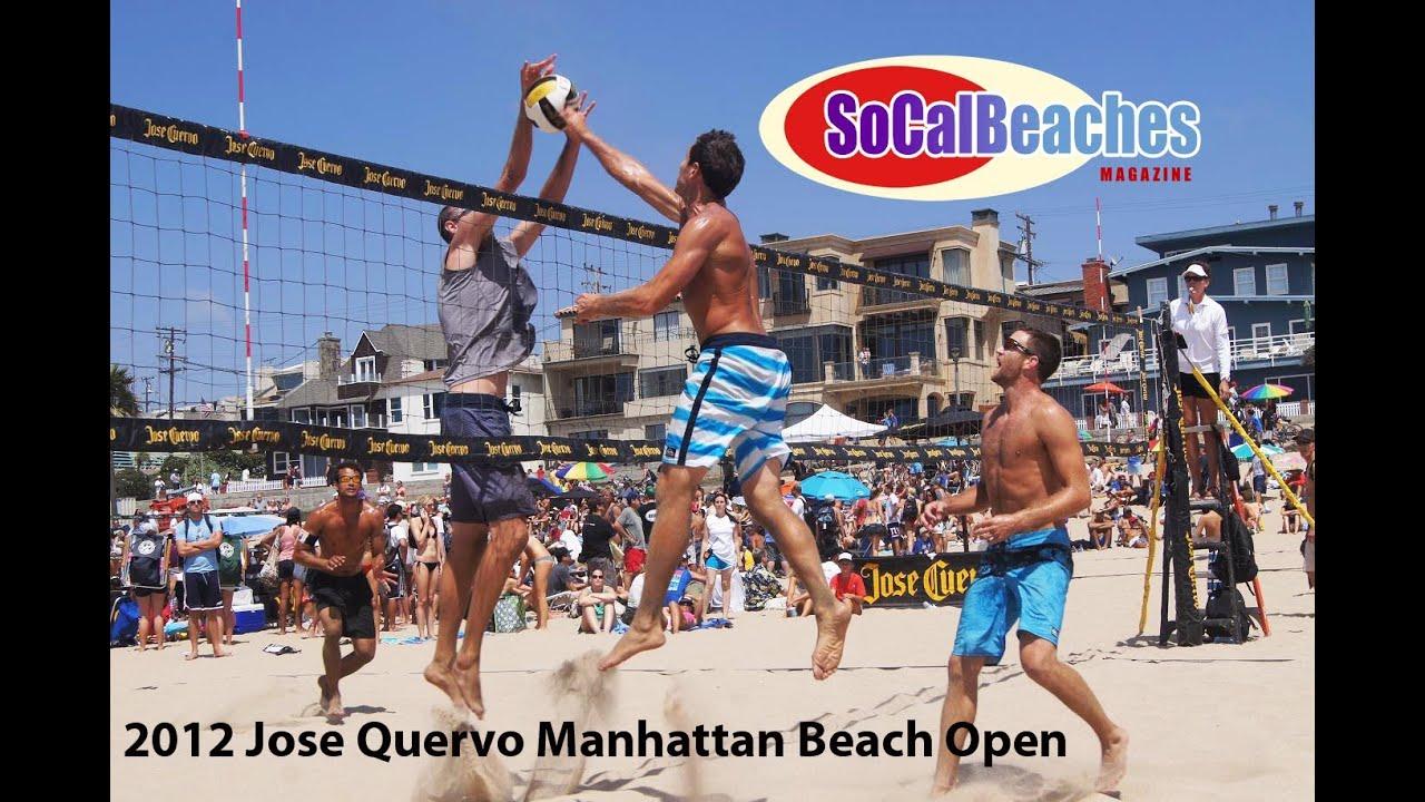 2017 Jose Cuervo Manhattan Beach Open Pro Volleyball