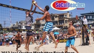 2012 Jose Cuervo Manhattan Beach Open Pro Beach Volleyball