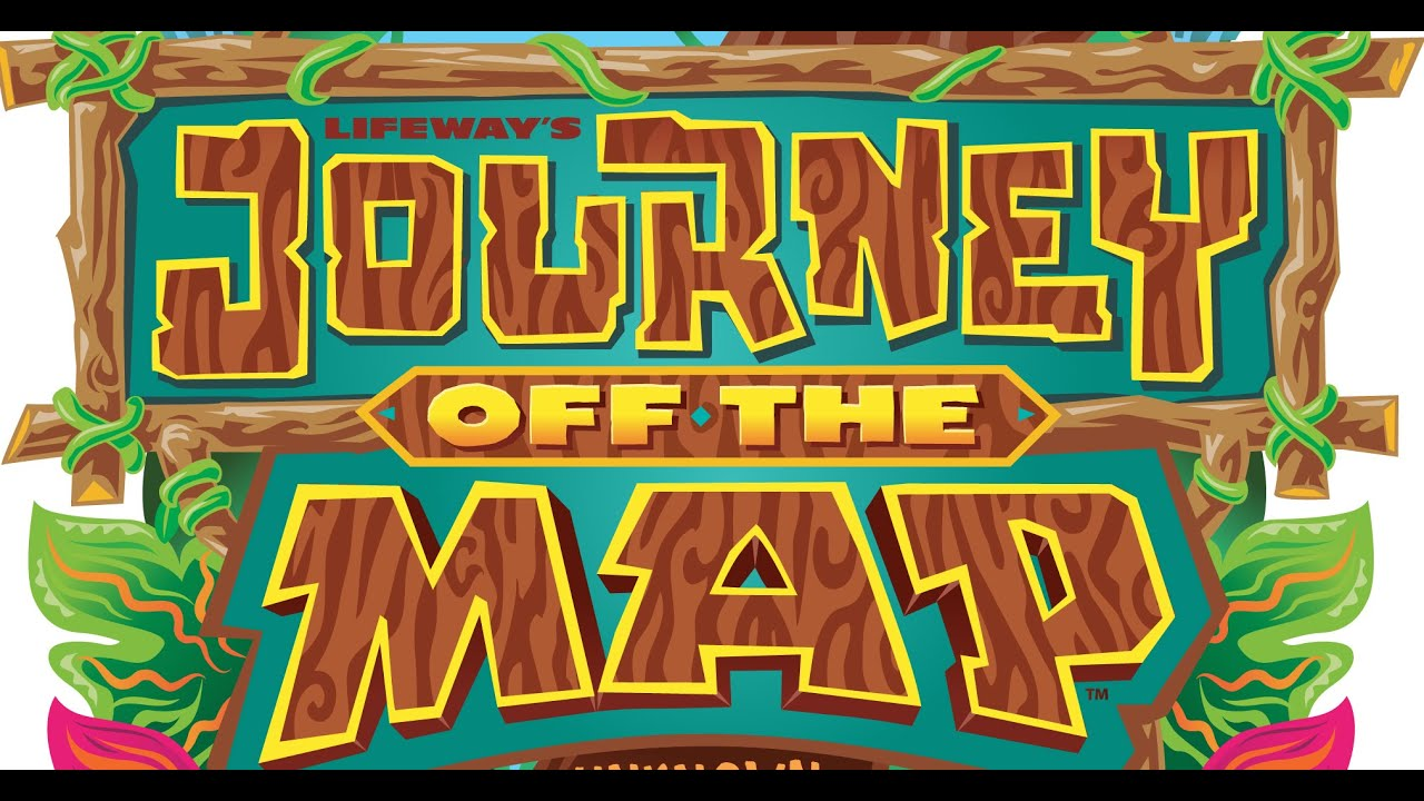 Journey Off the Map - VBS - YouTube