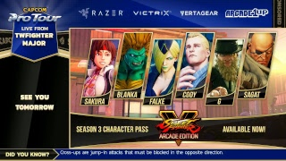 TW Fighter Major 2018 Day 1 #TWFM2018