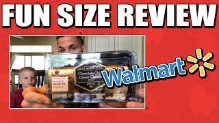 Fun Size Review: Walmart's Chocolate Chip Cream Cheese Bar