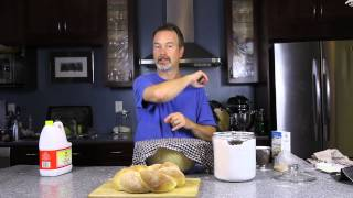 How To Make A Ring Bread