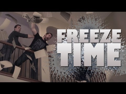 The Frozen In Time Effect!