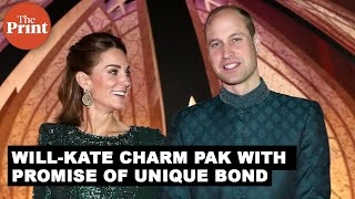 Will-Kate charm Pak with promise of unique bond as UK's Pak immigrants protest Modi's Kashmir policy