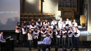 """SATB Choir """"De Fanfare van honger en dorst"""" - Jongerenkoor Terbank"""