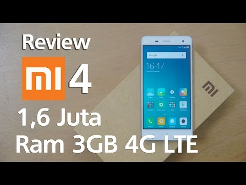 Review XIaomi Mi4 Ram 3GB 4G LTE - Si Mantan Flagship