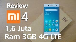 Review XIaomi Mi4 Ram 3GB 4G LTE - Si Mantan Flagship