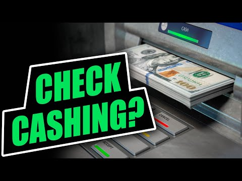 5 Reasons to NOT Buy a Check Cashing Payday Loans Business