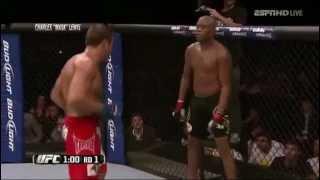 Anderson Silva highlights 2013