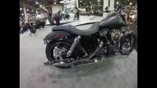 2016 Dyna Street Bob FXDB Harley-Davidson Customized