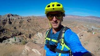 MTB Legend Richie Schley On Rampage Mountain: Practice Day