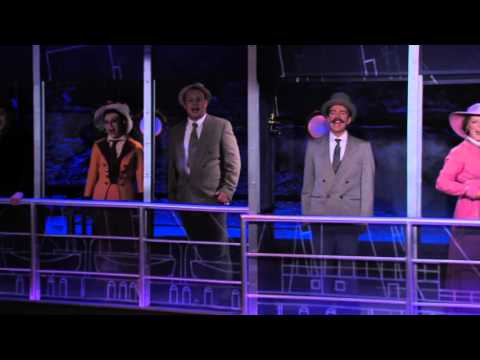 Titanic the Musical at the Seacoast Repertory Theatre