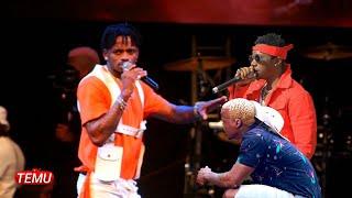 Live Diamond Amtoa Harmonize Na Kumtaja Rayvanny Kwenye Nafasi Yake mbele ya Mashabiki