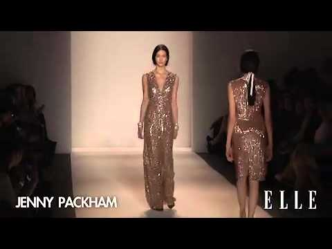 Jenny Packham. New York Fashion Week Otoño-invierno 2013-201