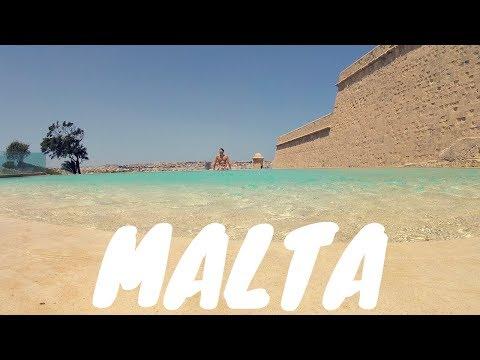 MALTA - VALLETTA Travel Vlog 7