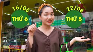 Từ ngày 16/8 - 22/8, Nước súc miệng Listerine Cool Mint 750ml giá chỉ 82K (giá gốc 135K)