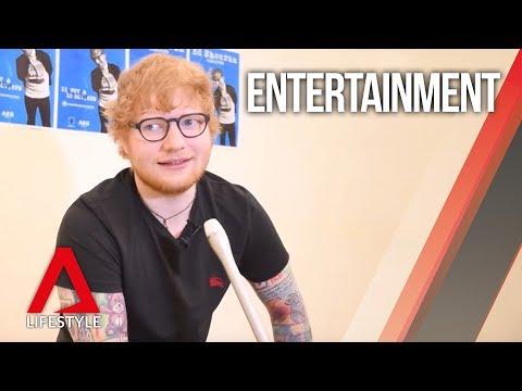 Ed Sheeran on music, love and the digital generation