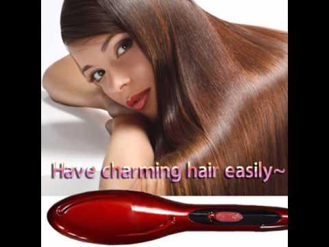 How to pick right hair straightening brush