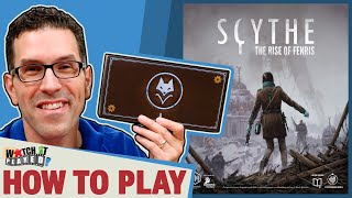Scythe: The Rise of Fenris - How To Play