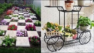видео Красивый сад своими руками