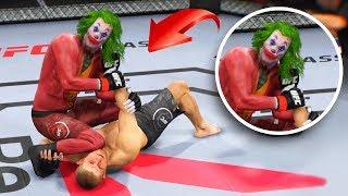 ДЖОКЕР Заставил Хабиба Нурмагомедова ПОСТУЧАТЬ в UFC / Joker Лучшие моменты