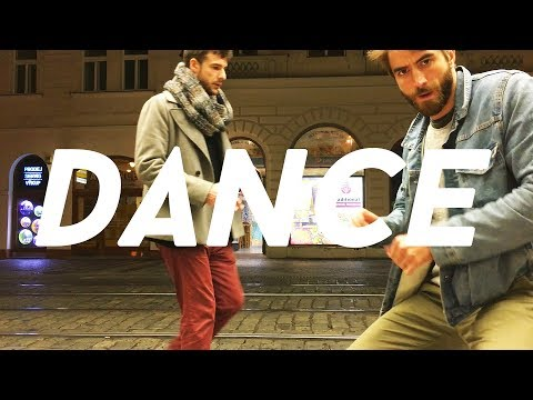 Dancing around Europe