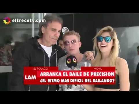 """Oscar Ruggeri debutó como cronista: El Polaco, víctima de """"el cabezón"""""""