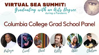 Graduate School and the Self-Employed Artist: Columbia College Chicago Panel Discussion