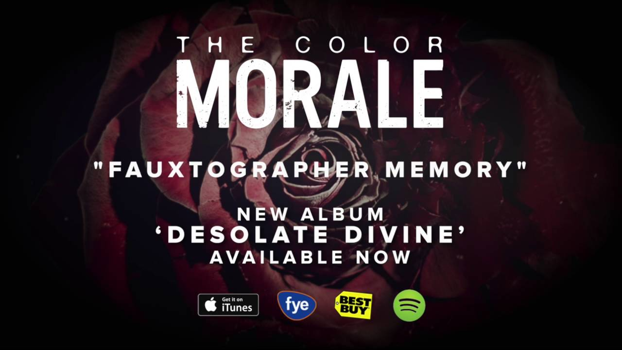 the-color-morale-fauxtographic-memory-fearless-records