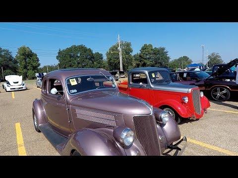 Car Show in Texarkana Texas (9-23-17)