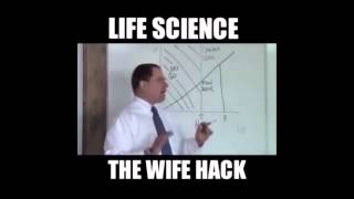 Life Science - The Wife Hack Hot/Crazy Matrix video