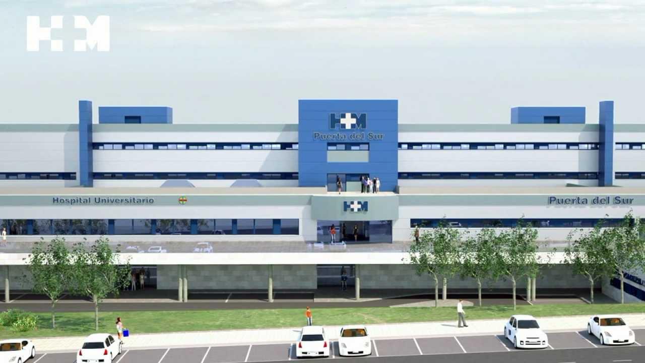 Ya ha abierto sus puertas el hospital universitario hm puerta del sur youtube - Hospital puerta del sur telefono gratuito ...