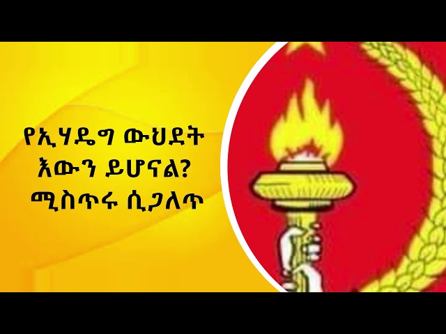 Is the EPRDF merger a reality?