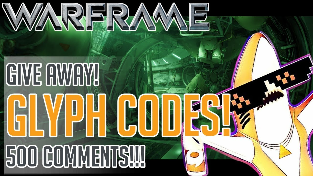 Warframe HUGE MemeSage GLYPH GIVE AWAY How To Get