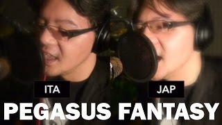Pegasus Fantasy (Saint Seiya / I Cavalieri dello Zodiaco) - JAP & ITA vocals cover