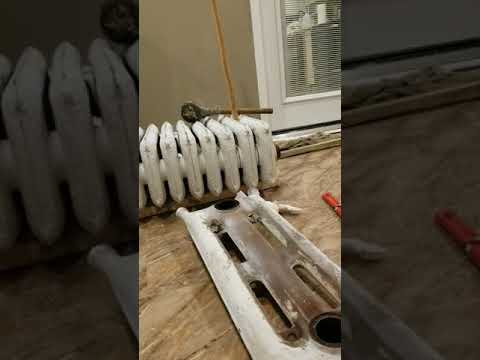 Cast Iron Radiator Repair