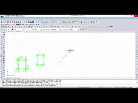 Carlson Survey 2018 | 3D Polyline Command