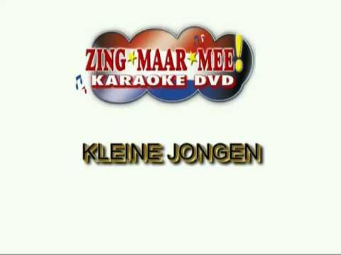 Andre Hazes -  Kleine Jongen ( KARAOKE ) Lyrics