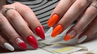 Модный маникюр на Август 2020 яркие и модные идеи маникюра Summer manicure