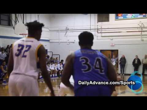 The Daily Advance   2018-2019 Boys Basketball   Camden at John A. Holmes