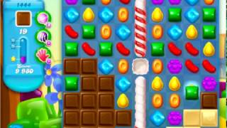 Candy Crush Soda Saga Level 1444 - NO BOOSTERS ***