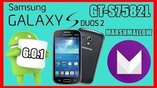 Instalando Android 6.0.1 Marshmallow No Samsung Galaxy S7582 / S7582L (PT-BR)