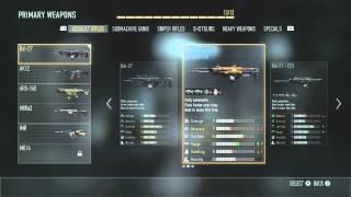 COD Advanced Warfare   Bal-27 Best Class Setup!